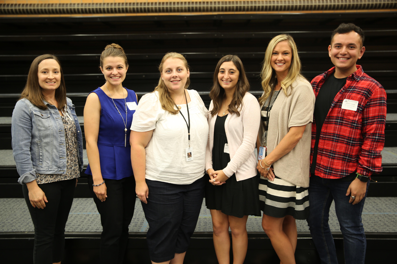 Meadow's Edge New Teachers Class of 2018