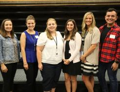 Meadow's Edge New Teachers Class of 2018